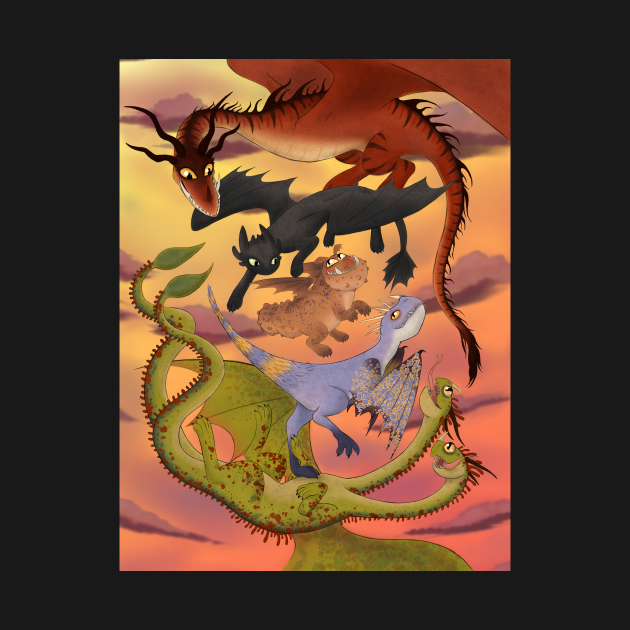 Dragon Companions