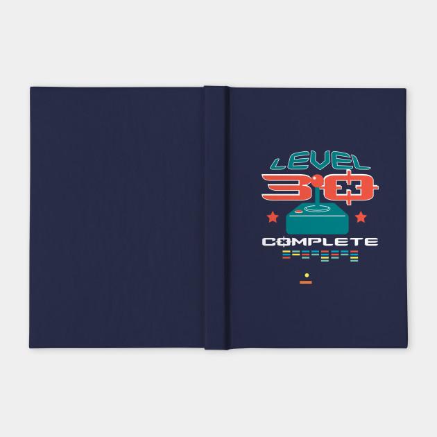 Level 30 Complete Gamer Birthday Gift Ideas