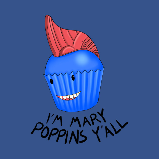 Yondu Cupcake