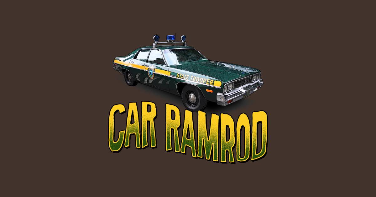 Car Ramrod - Supertroopers - T-Shirt