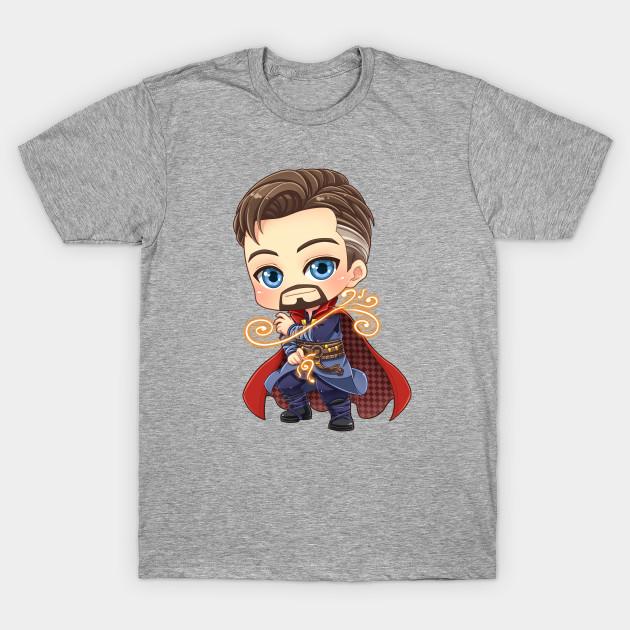 2c5895d1d933 Dr strange chibi marvel fan art - Dr Strange - T-Shirt | TeePublic