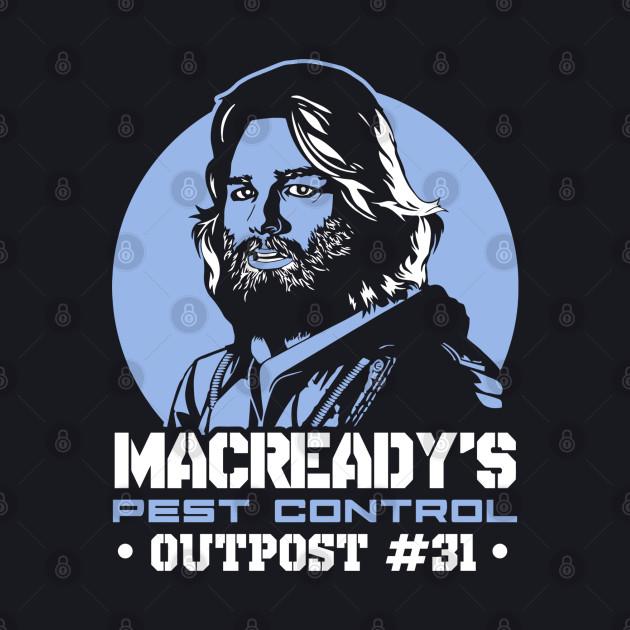 Macready's - Pest Control