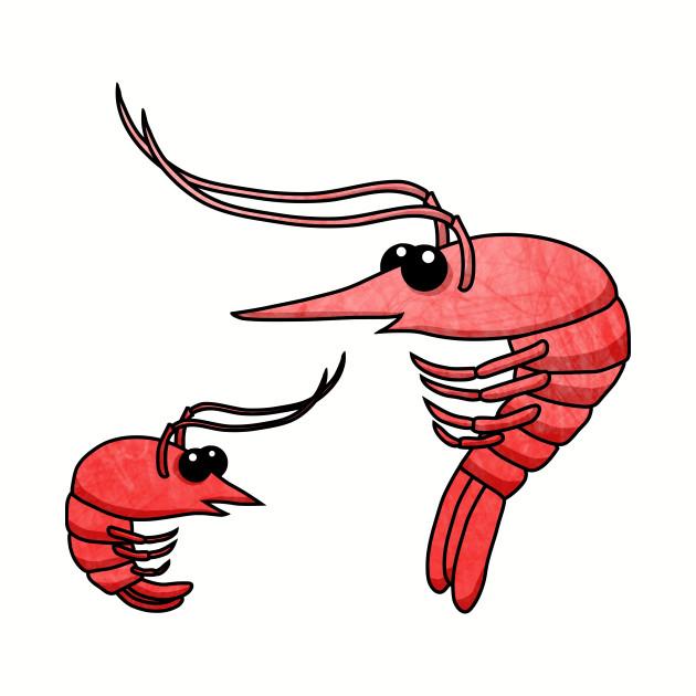 Cute Shrimps