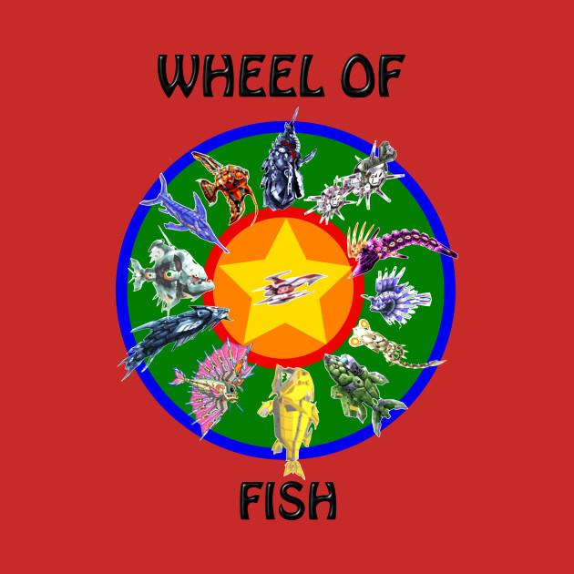 WHEEL...OF....FISH!!!! Darius Style