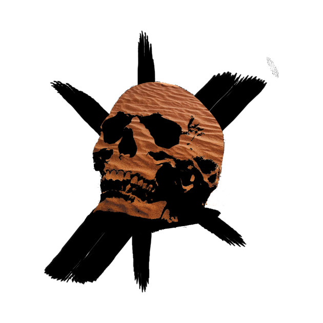 Skull of sand 1