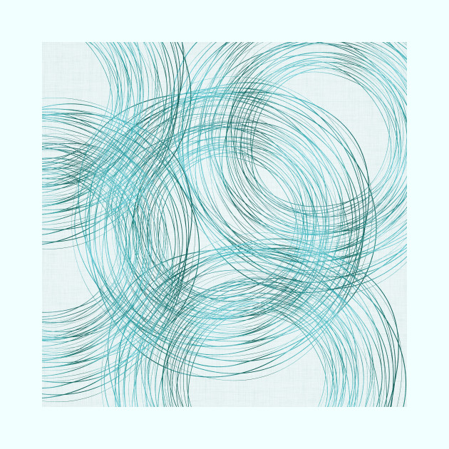Abstract Concentric Circles