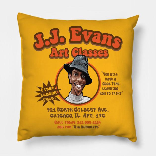 J.J. Evans Art Classes