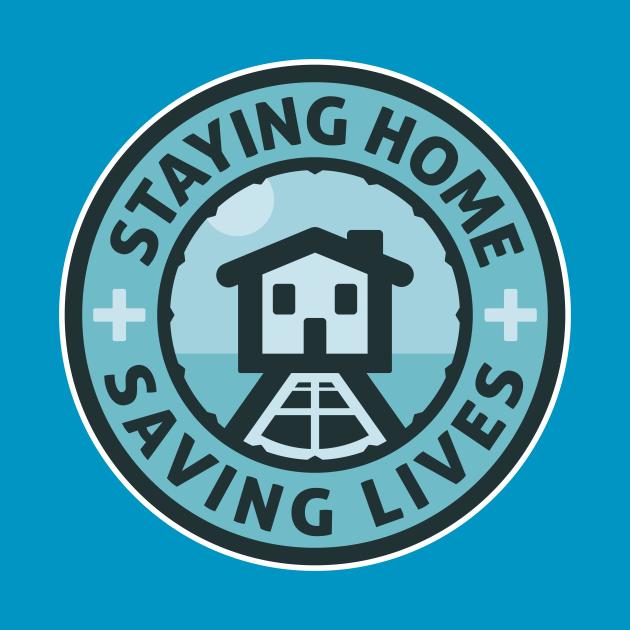 Staying Home - Saving Lives