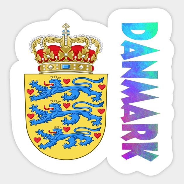 danmark or denmark
