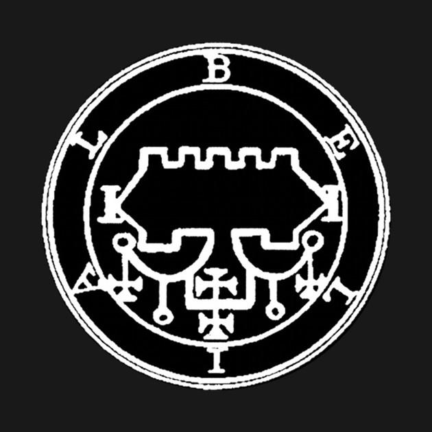 Belial Demon Symbol