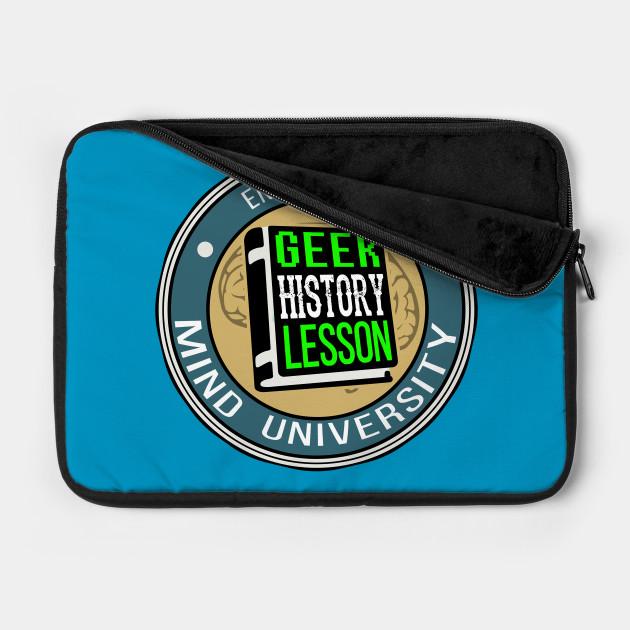 GeeK History Lesson - New Logo!
