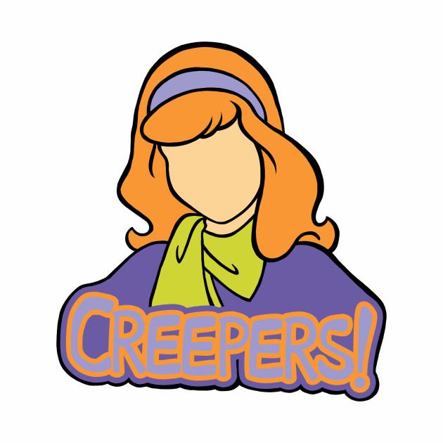 Creepers! Daphne Scooby Doo