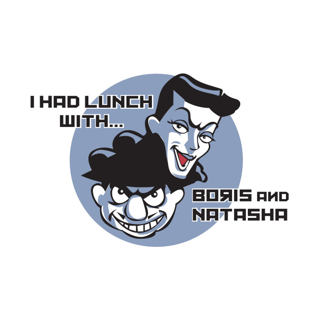 LUNCH WITH RUSSIANS