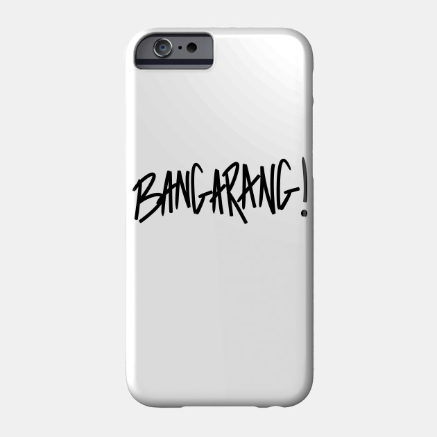 Bangarang Rufio iphone 11 case