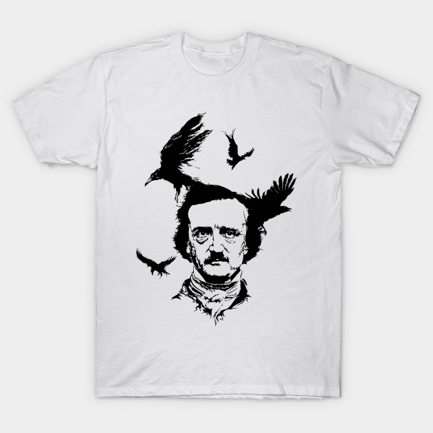The Raven T-Shirt-TOZ