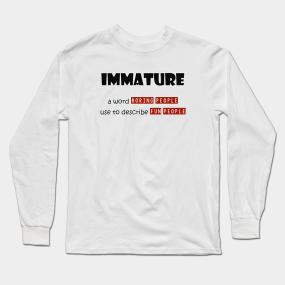 ironic long sleeve t shirts teepublic
