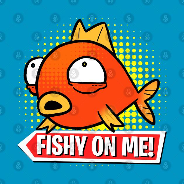 Derpy Fishy on me