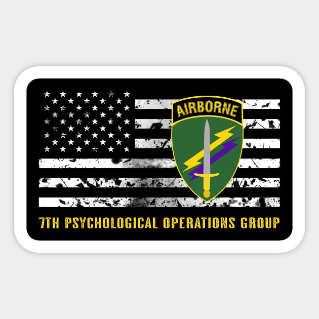 7th Psychological Operations G...