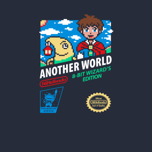 Another World t-shirts