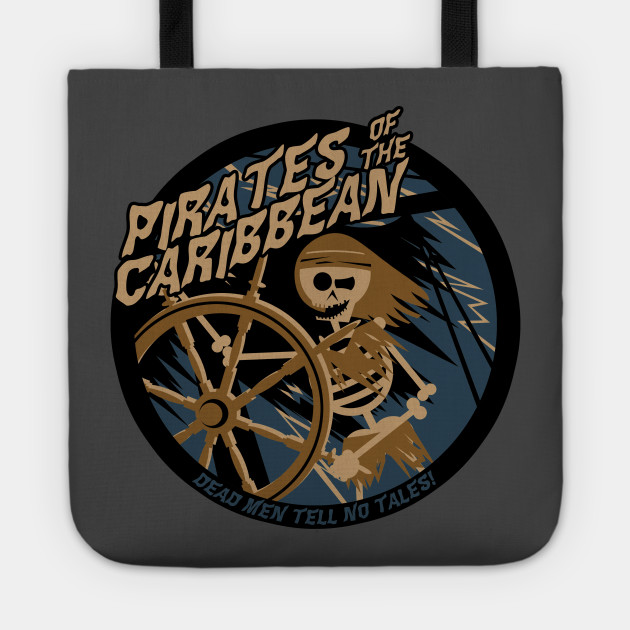 Pirates of the Caribbean (brown and blue)
