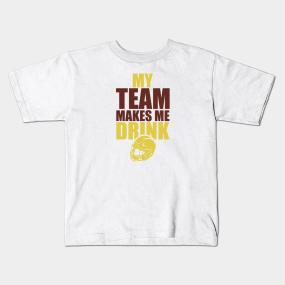 faacd7ddd NFL Washington Redskins Rams Drink Kids T-Shirt