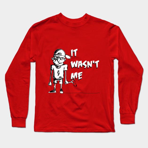d1a2749b6 Funny cartoon t-shirt for all mischievous - Funny Cartoons - Long ...