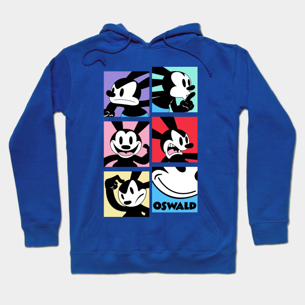 Oswald The Lucky Rabbit: Faces