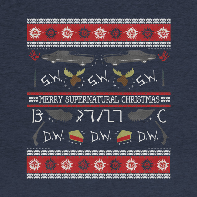 Merry Supernatural Christmas