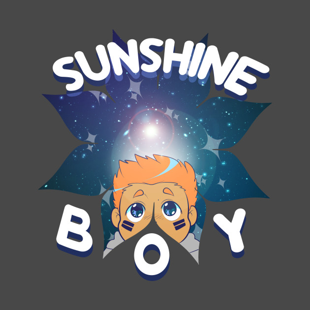 Sunshine Boy-Starry Eye