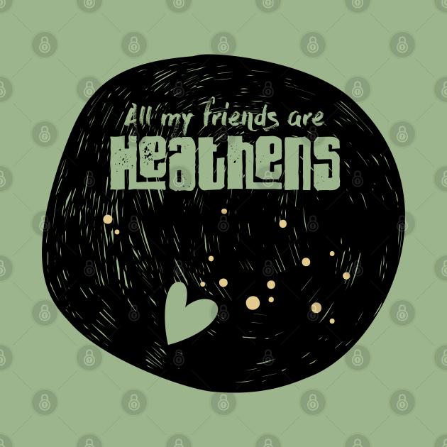 Twenty One Pilots - TOP - Heathens - Black