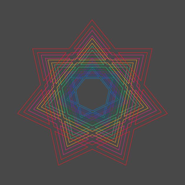 Heptagram III