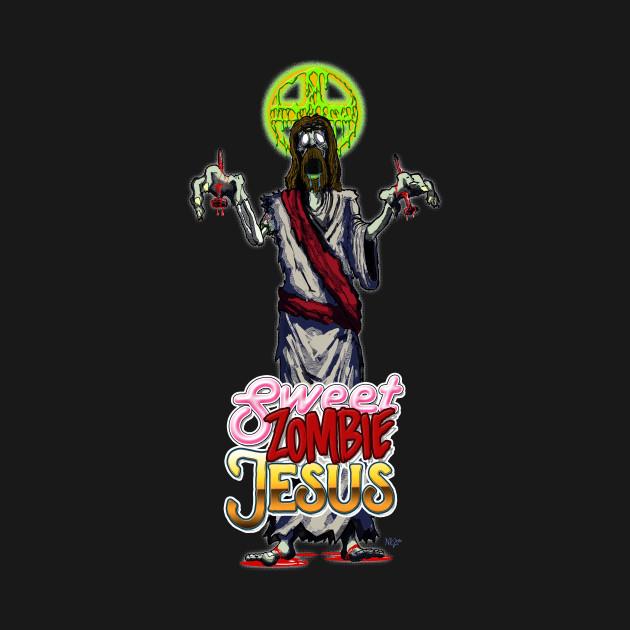 Sweet Zombie Jesus