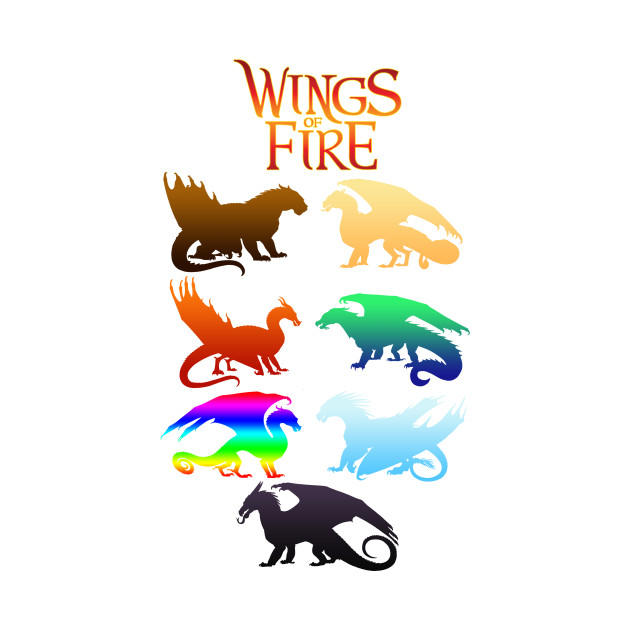 Wings of Fire Tribes