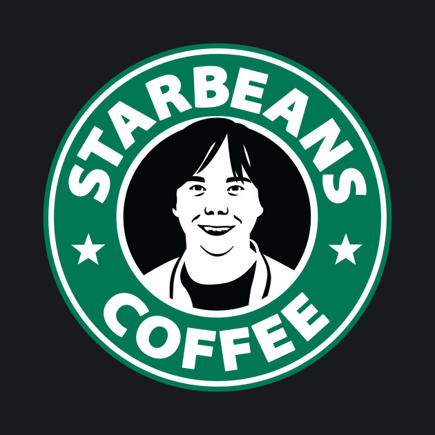 starbeans coffee (old logo)