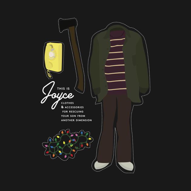 Stranger Things - Joyce