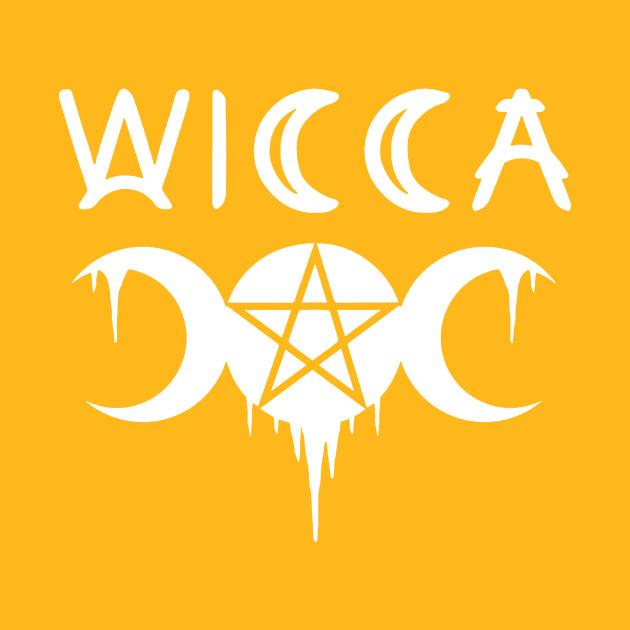 WICCA, WITCHCRAFT, TRIPLE GODDESS - Wicca - T-Shirt | TeePublic