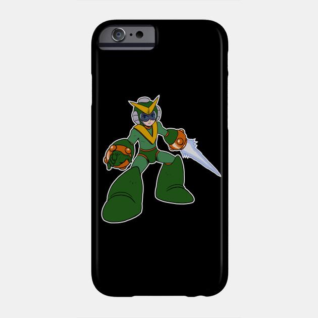 coque iphone 12 megaman