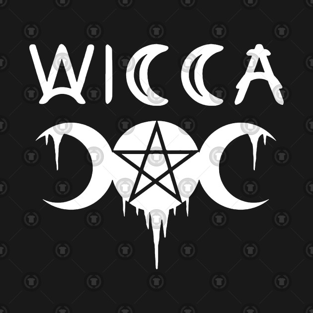 WICCA, WITCHCRAFT, TRIPLE GODDESS