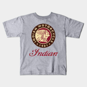 Indian motorcycle kids-t-shirt