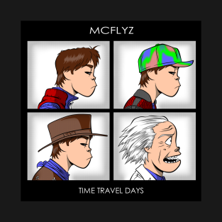 Time Travel Days t-shirts