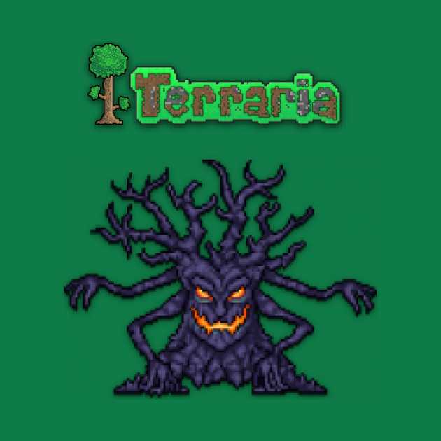 Terraria Mourning Wood