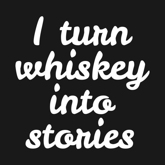 Whiskey Stories, Writer