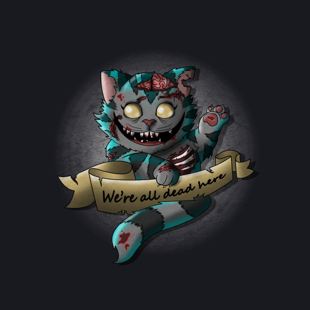 The Zombie Cheshire Cat