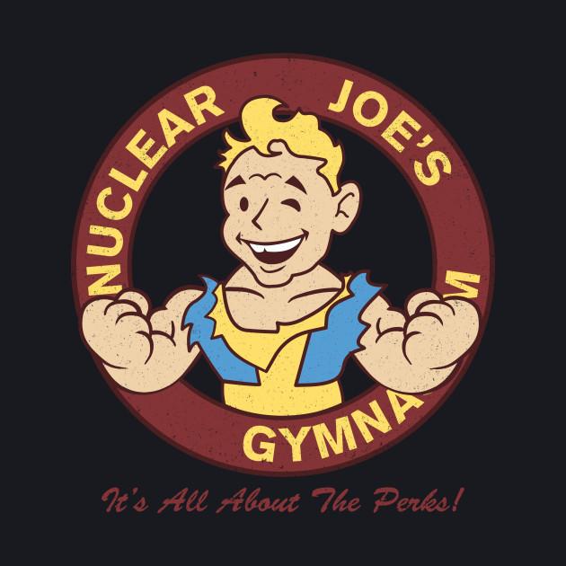 Nuclear Joe's Gym