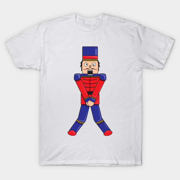 5e0fc34f0 The Nutcracker TShirt - Funny Christmas Tee for Men - Nutcracker - T ...