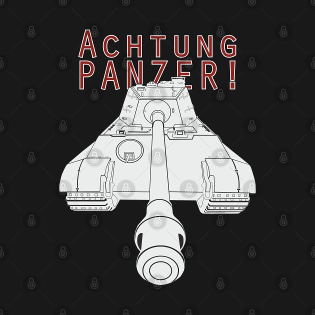 Achtung Panzer / Tiger II