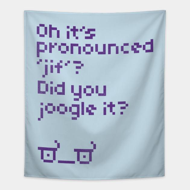 Did you Joogle it?