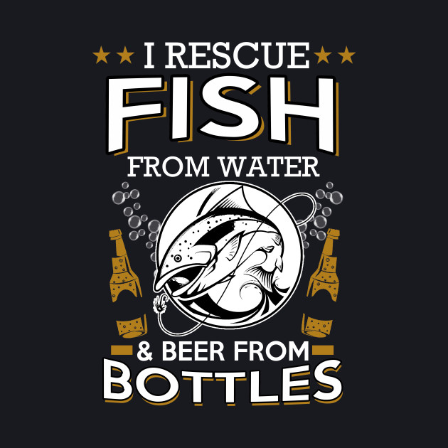 Rescue Fish & Beer