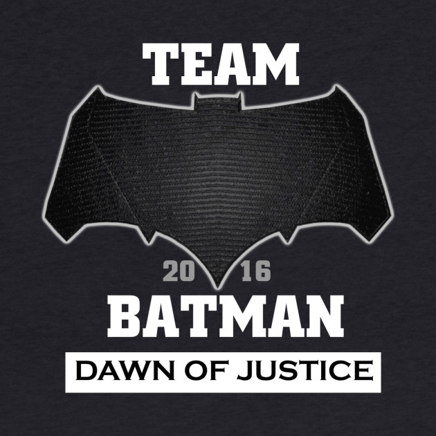 Team Batman: Dawn of Justice