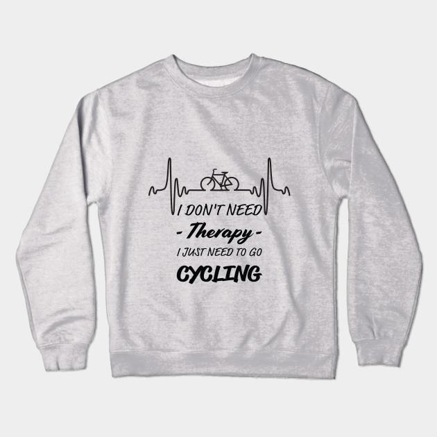 Bicycle T-Shirt. T Shirt Gifts For Cyclist, Cycling Tee Shirt, Men's Birthday Gifts. Crewneck Sweatshirt